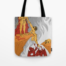 Don Giovanni: The Climax Tote Bag