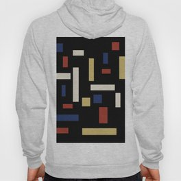 Abstract Theo van Doesburg Composition VII The Three Graces Hoody