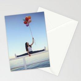 Balloons I Stationery Cards