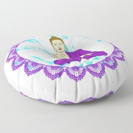 Buddha Lace  Floor Pillow