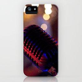 SING! iPhone Case