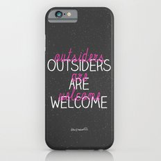 outsiders are welcome! iPhone 6s Slim Case