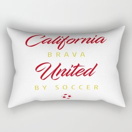 California Brava Rectangular Pillow