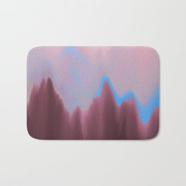 Mountain Heart Bath Mat