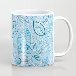 Tobacco Pattern 10 Coffee Mug
