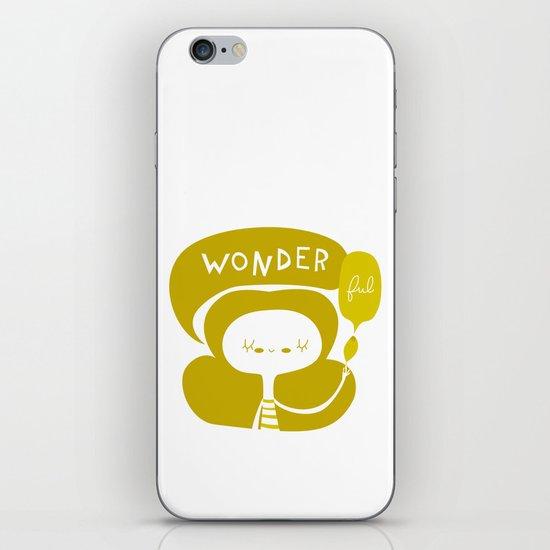 Wonder-ful iPhone & iPod Skin