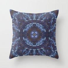 Eye of the Galaxy Throw Pillow