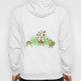 Green with envy Hoody
