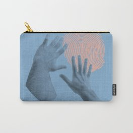 searching for identity Carry-All Pouch