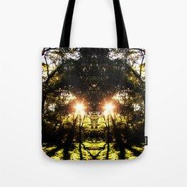 DMT Ferntree Forest Tote Bag