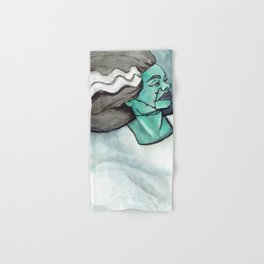 Bride of Frankenstein II Hand & Bath Towel