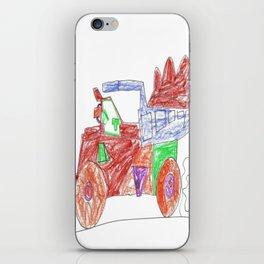 Very Useful Dump Truck iPhone Skin