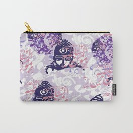 Qajar Faces Carry-All Pouch