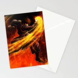 Roy Mustang Stationery Cards