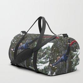 Bungee jump Duffle Bag