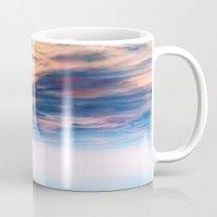 heaven Mugs featuring Heaven by Amy Sia