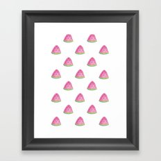 Summer Playtime Framed Art Print