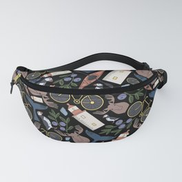 Acadia Pattern 2 Fanny Pack