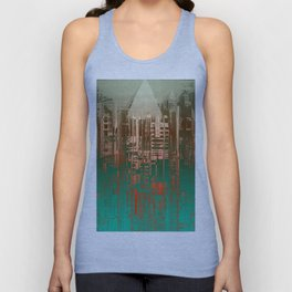 Over the Green / Density Series Unisex Tank Top
