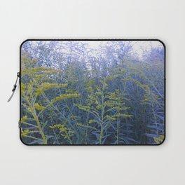 Blue Goldenrod Laptop Sleeve