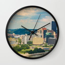 River Side Wall Clock
