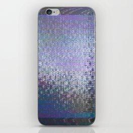 Glytch 01 iPhone Skin