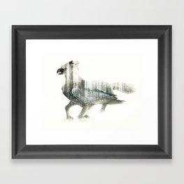 Hippogriff Framed Art Print