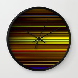 Accident Wall Clock