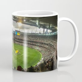 Let the Games Begin at the MCG Coffee Mug