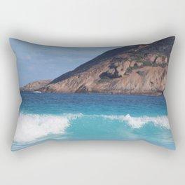 Lucky Bay, Cape Le Grand National Park Rectangular Pillow