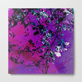 Spring Synthesis I Metal Print