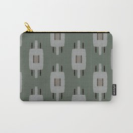 TAMAS DUSTY GREEN Carry-All Pouch
