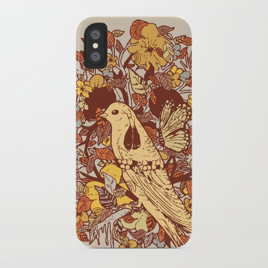Strange and Beautiful iPhone Case