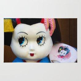 Geisha Doll Rug