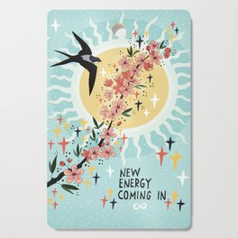New energy coming in Cutting Board