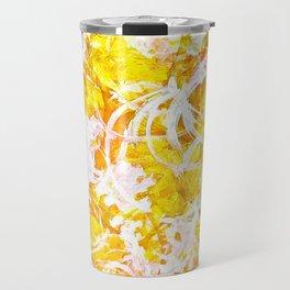 Golden Shine Travel Mug