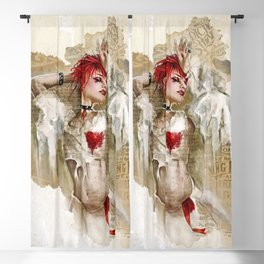 Emilie Autumn | Artwork Blackout Curtain