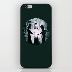 Star Catchers iPhone & iPod Skin