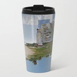 Mash Flipped russian, Russia Travel Mug