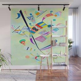 Wassily Kandinsky Untitled 629 Wall Mural