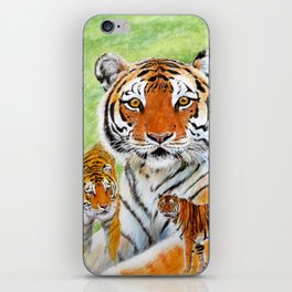 Keisha Tiger iPhone Skin