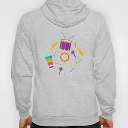 Percussion Hoody