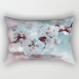 Blossoming Rectangular Pillow