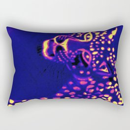 Leopard NightWatch Rectangular Pillow