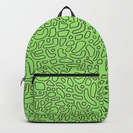 Abstract Drawing 043 Backpack