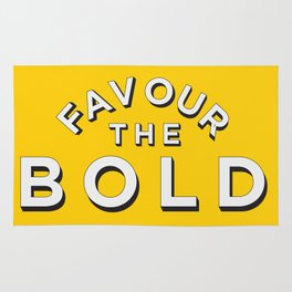 Favour the BOLDER Rug