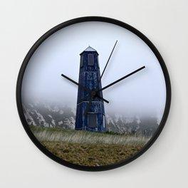 Samphire Hoe Tower Wall Clock
