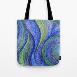 COOL Color Blend Tote Bag