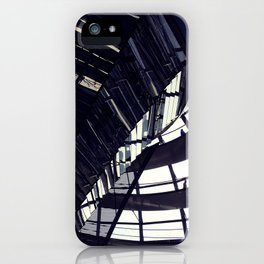Berlin calling iPhone Case