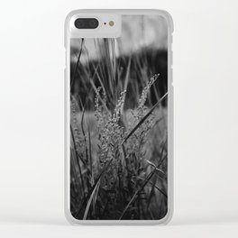 Yosemite Valley III Clear iPhone Case